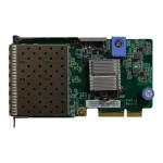 ThinkSystem - Network adapter - LAN-on-motherboard (LOM) - 10 Gigabit SFP+ x 4 - for ThinkSystem SR630; SR650; SR850; SR860; SR950