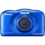 COOLPIX W100 Digital Camera - Blue