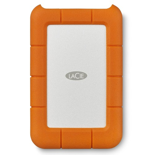 Rugged USB-C - Hard drive - 1 TB - external (portable) - USB 3.1 Gen 1 (USB-C connector)
