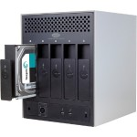 5big Thunderbolt 2 STFC20000400 - Hard drive array - 20 TB - 5 bays - HDD 4 TB x 5 - Thunderbolt 2 (external)