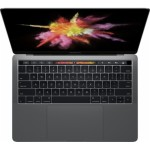 "13"" MacBook Pro with Touch Bar, Dual-Core Intel Core i5 2.9GHz, 16GB RAM, 512GB PCIe SSD, Intel Iris Graphics 550, 10-hour battery life, macOS Sierra, Silver (Open Box Product, Limited Availability, No Back Orders)"