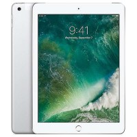 Apple iPad Wi-Fi + Cellular 128GB - Silver (Open Box Product, Limited Availability, No Back Orders) MP2E2LL/A-OB
