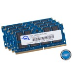 64.0GB OWC Memory Upgrade Kit - 4 x 16GB 2400MHZ DDR4 SO-DIMM PC4-19200