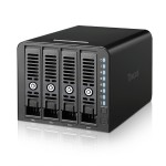 4-Bay NAS Marvell Armada 388 Dual Core 1.8 GHz, 1GB RAM, 2x USB 3.0