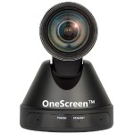 OneScreen Camera - Full HD , 12x Optical Zoom 1080p with Pan Tilt Zoom, USB 3.0 Output, Video Output & RS-232 Control