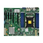 SUPERMICRO X11SPI-TF - Motherboard - ATX - Socket P - C622 - USB 3.0 - 2 x 10 Gigabit LAN - onboard graphics