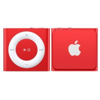 Apple iPod shuffle 2GB - Red (4th Generation) MKML2LL/A