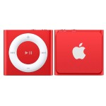 iPod shuffle 2GB - Red (4th Generation)