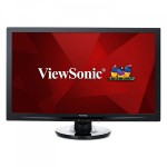 "VA2446mh-LED - LED monitor - 24"" (23.6"" viewable) - 1920 x 1080 Full HD (1080p) - MVA - 300 cd/m² - 1000:1 - 5 ms - HDMI, VGA - speakers"