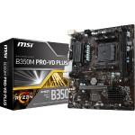 SI MOTHERBOARD B350M PRO-VD PLUS AMD RY