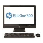 EliteOne 800 G1 All-in-One Business PC Non-Touch. Intel Core i7-4770S CPU 3.10GHZ 3100 MHZ, 500GB SATA Harddrive, 8GB RAM, DVD/CD Combo Drive, USB Keyboard and USB Mouse, Windows 10 Professional - Refurbished