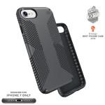 Presidio Grip iPhone 7 Cases - Graphite Grey/Charcoal Grey