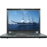 "ThinkPad T410s Intel Core i5-520M Dual-Core 2.4GHz Notebook PC - 4GB RAM, 160GB HDD, 14.1"" Display, DVDRW, Webcam, 6-Cell Lithium-Ion - Refurbished"