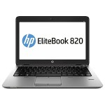 "Elitebook 820 G1 Core i5-4300U 1.9GHz/8GB RAM/500GB HDD/No ODD/12.5""/Cam/Win10P64 - Refurbished"