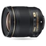 AF-S NIKKOR 28mm f/1.8G Wide-Angle Lense