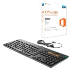 Smart Buy Conferencing Keyboard with Microsoft Office 365 Personal - Box Pack (1 Year) - 1 phone, 1 tablet, 1 PC/Mac - non-commercial - 32/64-bit, medialess, P2 - Win, Mac, Android, iOS - English - North America