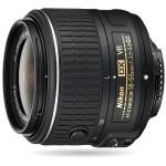AF-S DX NIKKOR 18-55mm f/3.5-5.6G VR II Lens