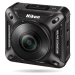 KeyMission 360 Action Camera - Waterproof, shockproof and freezeproof with no additional housing