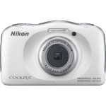 COOLPIX W100 Digital Camera - White