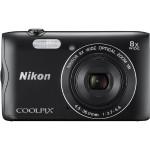 COOLPIX A300 Digital Camera - Black