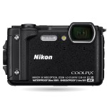 COOLPIX W300 - Black - Waterproof, freezeproof, shockproof and dustproof adventure camera with extra capabilities