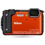 COOLPIX W300 - Orange - Waterproof, freezeproof, shockproof and dustproof adventure camera with extra capabilities