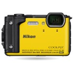 COOLPIX W300 - Yellow - Waterproof, freezeproof, shockproof and dustproof adventure camera with extra capabilities