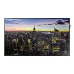 "QM-H Series 55"" - Edge-Lit 4K UHD LED Display for Business"