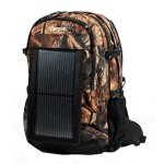PowerKeep Wanderer - Camo - Includes backpack, PK10K power bank, solar panel and micro-USB cable