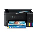 Expression ET-2700 EcoTank All-in-One - Multifunction printer - color - ink-jet - 8.5 in x 11.7 in (original) - A4/Legal (media) - up to 7.7 ppm (copying) - up to 10.5 ppm (printing) - 100 sheets - USB 2.0, Wi-Fi(n)