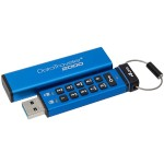 DataTraveler 2000 - USB flash drive - encrypted - 4 GB - USB 3.1 Gen 1