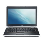"Latitude E6420 14.0"" Standard Laptop - Intel Core i5 2540M 2nd Gen 2.6 GHz 8GB SODIMM DDR3 SATA 2.5"" 128GB SSD DVD-RW No OS w/ Webcam - Refurbished"