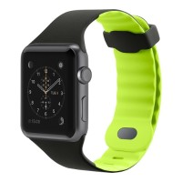 Belkin Sport Wristband for Apple Watch Series 2 and Apple Watch Series 1 42mm - Citron Green F8W730BTC03