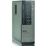 Optiplex 7010 Intel Core i5-3470 3.2GHz Desktop PC - 4GB RAM, 500GB HDD, DVD+/-RW, Gigabit Ethernet, 4x USB 3.0 / 6x USB 2.0, Microsoft Windows 10 Pro 64-bit - Refurbished