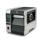 ZT600 Series ZT620 - Industrial Series - label printer - DT/TT - Roll (7 in) - 203 dpi - up to 720.5 inch/min - USB, serial, Gigabit LAN, USB host, NFC, Bluetooth 4.0 - tear bar