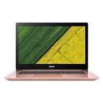 """Swift 3 SF314-52-52SY - Core i5 8250U / 1.6 GHz - Win 10 Home 64-bit - 8 GB RAM - 256 GB SSD - 14"""" IPS 1920 x 1080 (Full HD) - UHD Graphics 620 - Wi-Fi, Bluetooth - sakura pink - kbd: US International"""
