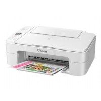 Canon PIXMA TS3120 WHITE WIRELESS INKJET AIO 2226C022