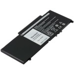 Replacement Notebook Battery for Dell 7V69Y 7.4 Volt Li-Polymer Laptop Battery (6460mAh / 51Wh)