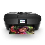 "Envy Photo 7855 All-in-One Printer - 4800x1200dpi, 15ppm Black/10ppm Color, ADF, Duplex, Borderless Printing, 2.7"" Touchscreen, SD Card Slot, USB 2.0, WiFi, Bluetooth"