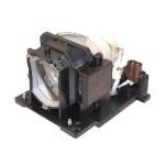 Compatible Projector Lamp Replaces Hitachi DT01123