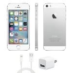 16GB Apple iPhone 5s White - Unlocked, Refurbished