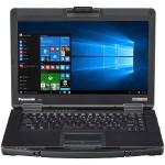 "Toughbook CF-54 Intel Core i7-6600U Dual-Core 2.60GHz Semi-Rugged Laptop - 8GB RAM, 512GB SSD, 14"" Anti-reflective Display, Intel HD Graphics, Wi-Fi, Bluetooth, Windows 10 Professional - SPAWAR"