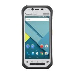 """Toughpad FZ-N1 - Handheld - Android 6.0.1 (Marshmallow) - 16 GB eMMC - 4.7"""" VA (1280 x 720) - rear camera + front camera - barcode reader - microSD slot - Wi-Fi, Bluetooth - 4G - LTE - Verizon, AT&T - with Toughbook Preferred Service"""