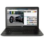 """ZBook 15 G4 Mobile Workstation - Core i7 7700HQ / 2.8 GHz - Win 10 Pro 64-bit - 8 GB RAM - 256 GB SSD NVMe, TLC + 1 TB HDD - 15.6"""" 1920 x 1080 (Full HD) - Quadro M620 / HD Graphics 630 - Wi-Fi, Bluetooth - kbd: US"""