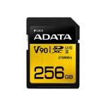 Premier ONE - Flash memory card - 256 GB - UHS-II U3 / Class10 - SDXC UHS-II