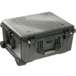 1610 Case with Foam - Black (Open Box Product, Limited Availability, No Back Orders)