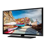 """HG32NE470FF - 32"""" Class - HE470 series LED display - with TV tuner - hotel / hospitality 1360 x 768 - direct-lit LED - black"""