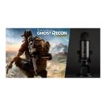 Yeti - Microphone - USB - blackout - with Tom Clancy's Ghost Recon Wildlands