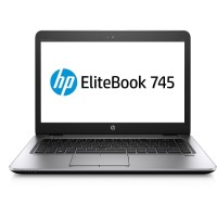"HP Inc. EliteBook 745 G3 A10-8700b 1.8GHz (up to 3.2GHz) 8GB, 128GB SSD, 14.0"" Win10 Pro Microsoft Authorized Reseller (Off-Lease) M-OLHP745/1.8A10128"