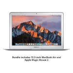 13.3-inch MacBook Air Bundle - 13.3-inch MacBook Air with 1.8GHz dual-core Intel Core i5, 8GB memory, 256GB SSD, Intel HD Graphics 5000 with Apple Magic Mouse 2